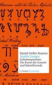 Dunkle Zungen, Heller-Roazen, Daniel, Fischer, S. Verlag GmbH, EAN/ISBN-13: 9783100022530