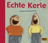 Echte Kerle, Olten, Manuela, Beltz, Julius Verlag, EAN/ISBN-13: 9783407795434