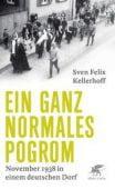 Ein ganz normales Pogrom, Kellerhoff, Sven Felix, Klett-Cotta, EAN/ISBN-13: 9783608981049