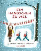 Ein Handschuh zu viel, Slobodkin, Louis/Slobodkin, Florence, Diogenes Verlag AG, EAN/ISBN-13: 9783257012392
