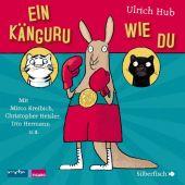 Ein Känguru wie du, Hub, Ulrich, Silberfisch, EAN/ISBN-13: 9783867425599