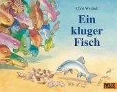Ein kluger Fisch, Wormell, Chris, Beltz, Julius Verlag, EAN/ISBN-13: 9783407762221