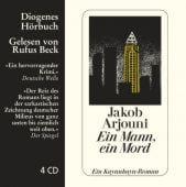 Ein Mann, ein Mord, Arjouni, Jakob, Diogenes Verlag AG, EAN/ISBN-13: 9783257800630