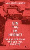 Ein Tag im Herbst, Ameri-Siemens, Anne, Rowohlt Berlin Verlag, EAN/ISBN-13: 9783871348341