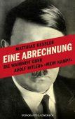 Eine Abrechnung, Kessler, Matthias, Europa Verlag GmbH, EAN/ISBN-13: 9783944305943