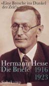 'Eine Bresche ins Dunkel der Zeit!', Hesse, Hermann, Suhrkamp, EAN/ISBN-13: 9783518424582