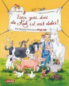 Eins, zwei, drei - die Kuh ist mit dabei, Fischer, Lucia, Carlsen Verlag GmbH, EAN/ISBN-13: 9783551517906