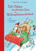 Elch Oskars wundersame Reise ins Weihnachtswunderland, Alves, Katja, Arena Verlag, EAN/ISBN-13: 9783401713199