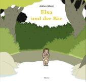 Elsa und der Bär, Albert, Adrien, Moritz Verlag, EAN/ISBN-13: 9783895652349
