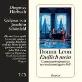 Endlich mein, Leon, Donna, Diogenes Verlag AG, EAN/ISBN-13: 9783257803679