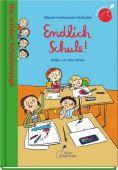 Endlich Schule!, Meyer/Lehmann/Schulze, Klett Kinderbuch Verlag GmbH, EAN/ISBN-13: 9783954701148
