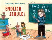 Endlich Schule!, Richter, Jutta/Erlbruch, Leonard, Carl Hanser Verlag GmbH & Co.KG, EAN/ISBN-13: 9783446259010