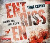Entrissen, Carver, Tania, Hörbuch Hamburg, EAN/ISBN-13: 9783869090702