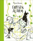 Erbsenalarm, Jönsson, Maria, Carl Hanser Verlag GmbH & Co.KG, EAN/ISBN-13: 9783446258679