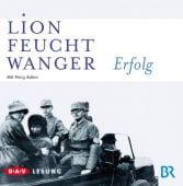 Erfolg (6 CDs), Feuchtwanger, Lion, Der Audio Verlag GmbH, EAN/ISBN-13: 9783898138055