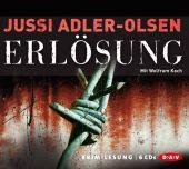 Erlösung, Adler-Olsen, Jussi, Der Audio Verlag GmbH, EAN/ISBN-13: 9783862310623
