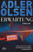 Erwartung, Adler-Olsen, Jussi, dtv Verlagsgesellschaft mbH & Co. KG, EAN/ISBN-13: 9783423216203