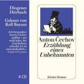 Erzählung eines Unbekannten, Cechov, Anton, Diogenes Verlag AG, EAN/ISBN-13: 9783257802719