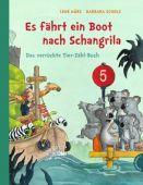 Es fährt ein Boot nach Schangrila, März, Lene, Thienemann-Esslinger Verlag GmbH, EAN/ISBN-13: 9783522458672