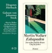 Eskapaden, Walker, Martin, Diogenes Verlag AG, EAN/ISBN-13: 9783257803716