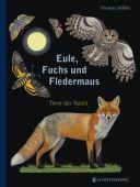 Eule, Fuchs und Fledermaus, Müller, Thomas, Gerstenberg Verlag GmbH & Co.KG, EAN/ISBN-13: 9783836958387