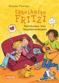Fabelhafte Fritzi - Rastalocken und Gedankenschnipsel, Fülscher, Susanne, Carlsen Verlag GmbH, EAN/ISBN-13: 9783551652638