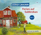 Ferien auf Saltkrokan Teil 1, Lindgren, Astrid, Oetinger Media GmbH, EAN/ISBN-13: 9783837311020