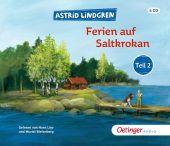 Ferien auf Saltkrokan Teil 2, Lindgren, Astrid, Oetinger Media GmbH, EAN/ISBN-13: 9783837311167