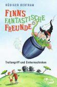 Finns fantastische Freunde. Trollangriff und Einhornschinken, Bertram, Rüdiger, Rowohlt Verlag, EAN/ISBN-13: 9783499218132
