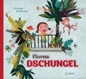Floras Dschungel, Penzek, Till, Tulipan Verlag GmbH, EAN/ISBN-13: 9783864293740