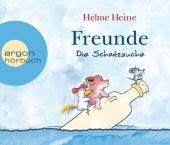 Freunde - Die Schatzsuche, Heine, Helme, Sauerländer audio, EAN/ISBN-13: 9783839840634