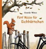 Fünf Nüsse für Eichhörnchen, Wilson, Henrike, Gerstenberg Verlag GmbH & Co.KG, EAN/ISBN-13: 9783836960304