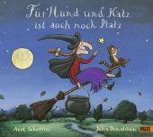 Für Hund und Katz ist auch noch Platz, Scheffler, Axel/Donaldson, Julia, Beltz, Julius Verlag, EAN/ISBN-13: 9783407793423