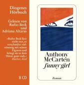 funny girl, McCarten, Anthony, Diogenes Verlag AG, EAN/ISBN-13: 9783257803426