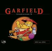 Garfield Gesamtausgabe 18, Davis, Jim, Ehapa Comic Collection, EAN/ISBN-13: 9783770437979