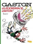 Gaston - Glückwunsch, Gaston!, Franquin, André, Carlsen Verlag GmbH, EAN/ISBN-13: 9783551767509