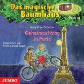 Geheimauftrag in Paris, Osborne, Mary Pope, Jumbo Neue Medien & Verlag GmbH, EAN/ISBN-13: 9783833721892