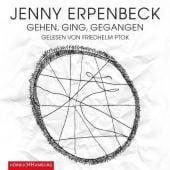 Gehen, ging, gegangen, Erpenbeck, Jenny, Hörbuch Hamburg, EAN/ISBN-13: 9783869092164