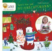 Geht's hier zum Weihnachtsmann?, Hasselmann, Wiebke, Carlsen Verlag GmbH, EAN/ISBN-13: 9783551220608