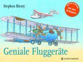 Geniale Fluggeräte, Biesty, Stephen, Gerstenberg Verlag GmbH & Co.KG, EAN/ISBN-13: 9783836956369