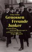 Genossen - Freunde - Junker, Köhler, Volker, Wallstein Verlag, EAN/ISBN-13: 9783835331983