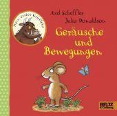 Geräusche und Bewegungen, Scheffler, Axel/Donaldson, Julia, Beltz, Julius Verlag, EAN/ISBN-13: 9783407794604
