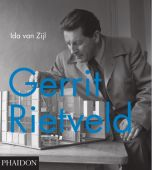 Gerrit Rietveld, van Zijl, Ida, Phaidon, EAN/ISBN-13: 9780714873206