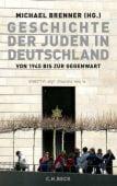 Geschichte der Juden in Deutschland von 1945 bis zur Gegenwart, Verlag C. H. BECK oHG, EAN/ISBN-13: 9783406637377