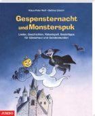 Gespensternacht und Monsterspuk, Wolf, Klaus-Peter/Göschl, Bettina, Jumbo Neue Medien & Verlag GmbH, EAN/ISBN-13: 9783833716232