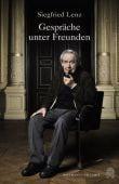 Gespräche unter Freunden, Lenz, Siegfried, Hoffmann und Campe Verlag GmbH, EAN/ISBN-13: 9783455503678