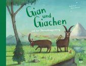 Gian und Giachen und der Sternschnuppenberg, Jackowski, Amélie, Nord-Süd-Verlag, EAN/ISBN-13: 9783314104374