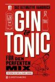 Gin & Tonic, Du Bois, Frédéric/Boons, Isabel, Gerstenberg Verlag GmbH & Co.KG, EAN/ISBN-13: 9783836921251