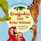 Giraffenkuss und Kroko-Schmatz, Weber, Susanne, Verlag Friedrich Oetinger GmbH, EAN/ISBN-13: 9783789108921