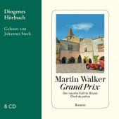 Grand Prix, Walker, Martin, Diogenes Verlag AG, EAN/ISBN-13: 9783257803822